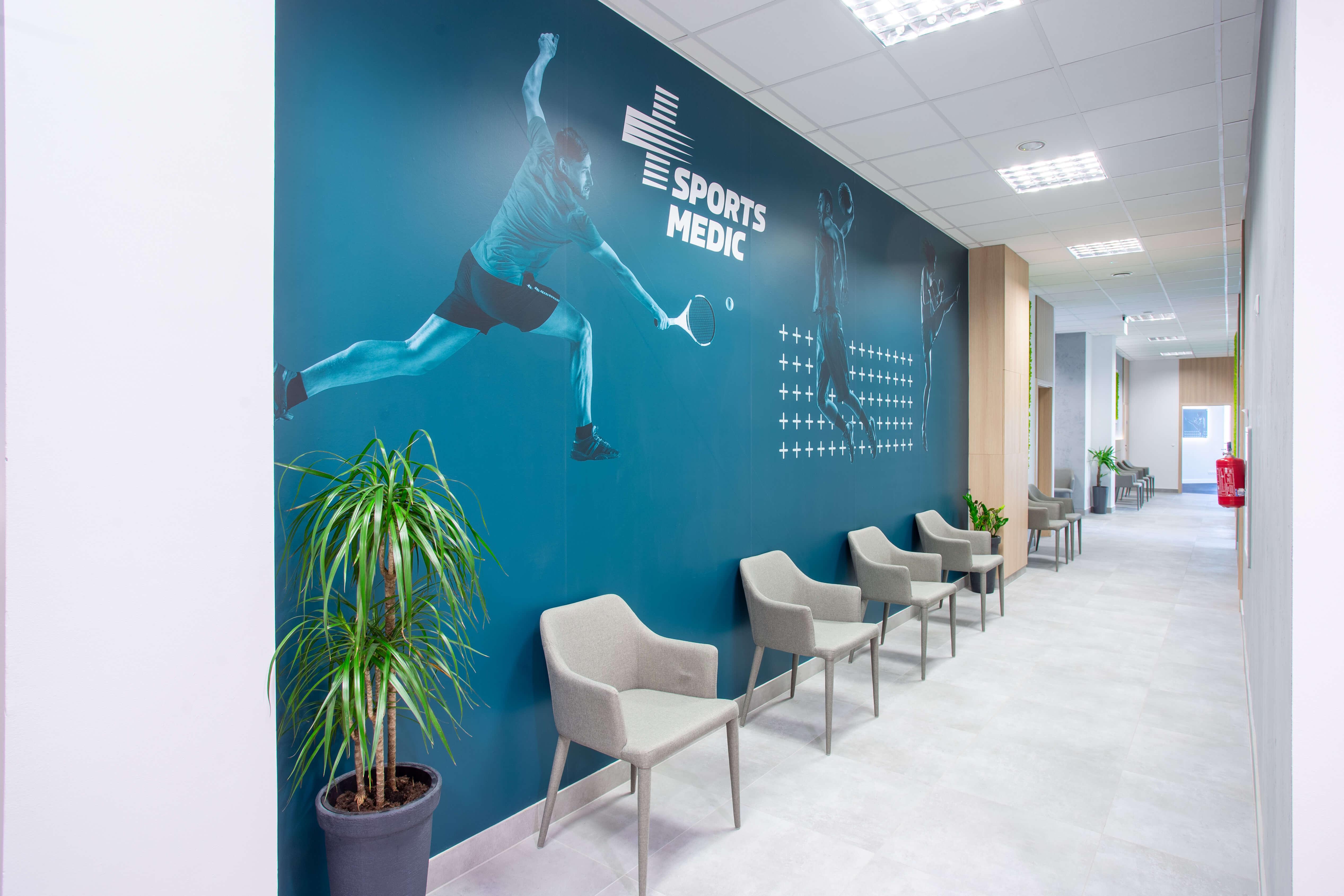 Kompleksowe Centrum Medyczne SportsMedic już otwarte!